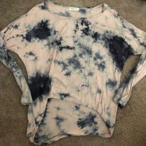 Tops - Tie Dye lightweight shirt soft and comfortable